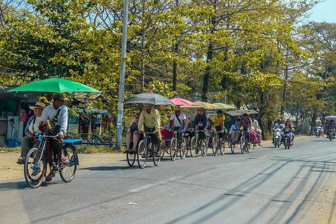 Trishaw Tour in Dala