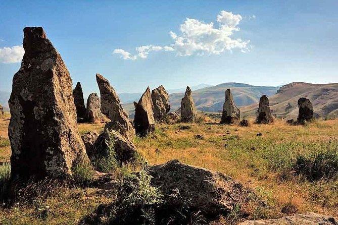 Индивидуальный тур: Нораванк, Татев - Канатная дорога, Караундж (Зорац карер)