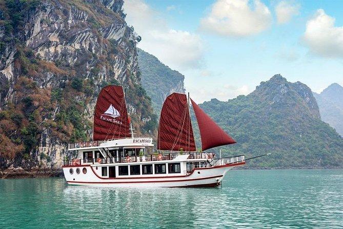 Lan Ha Bay Day Cruise