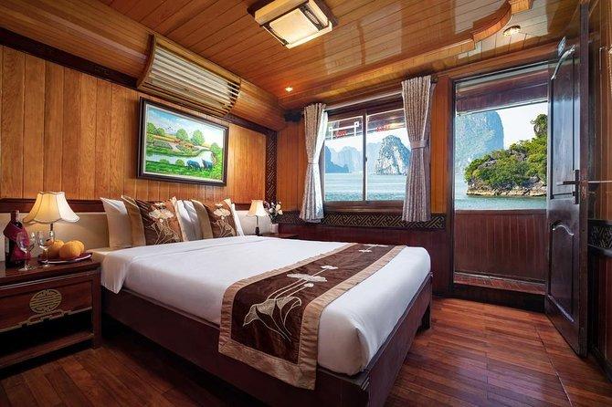 Ha Long Cruise Cozy Cruise - 2 Day 1 Night From Ha Noi