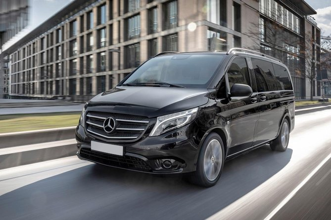 Rent a VIP Mercedes van - 12 hour