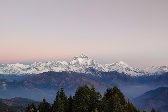 Ghorepani Poon Hill Private Guided Trek