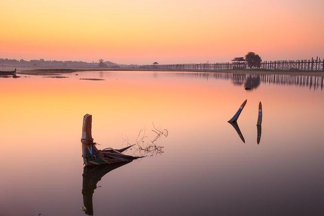 Journée complète à Amarapura, Ava et Sagaing