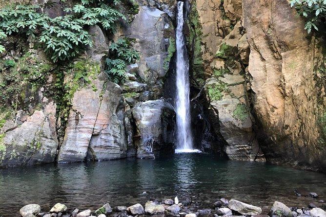 Hiking - Caldeira da Ribeira Grande, Salto do Cabrito