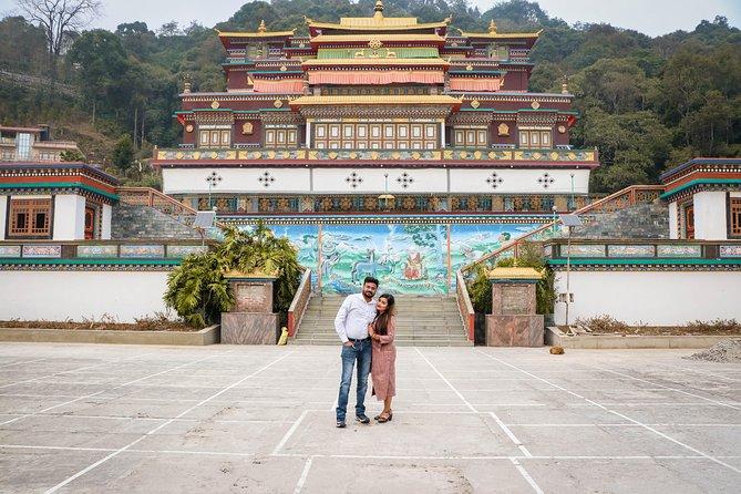 Professional Photoshoot in Gangtok - Sikkim