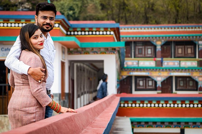 Professional Photoshoot in Sikkim