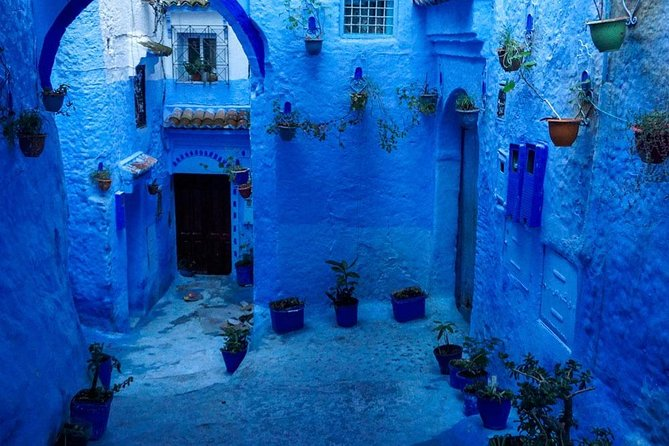 Small-Group Full-Day to Chefchaouen from Fes