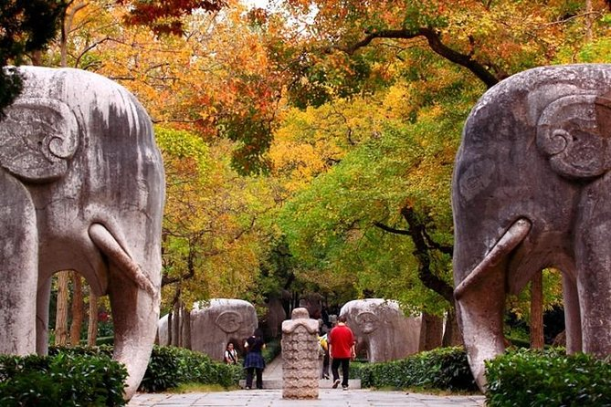 Nanjing Private Flexible Day Trip from Yangzhou with Lunch and Drop-Off Options