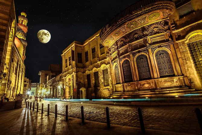 Cairo night tour