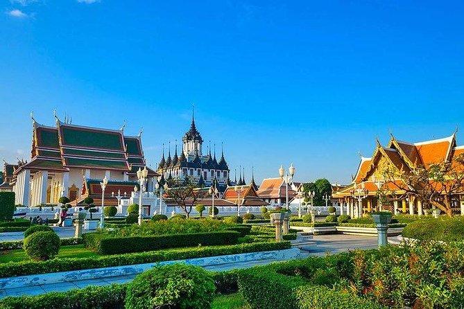 Old Bangkok Instagram Glittering Experience