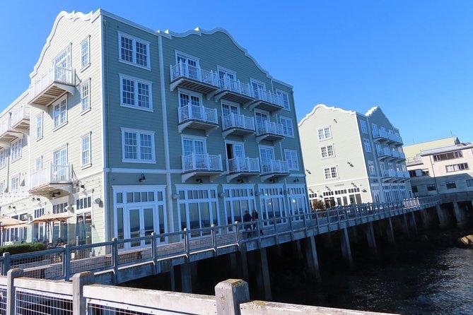 Historic Cannery Row: Explore John Steinbeck's Monterey on an audio walking tour