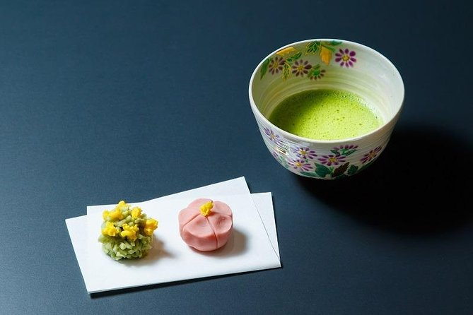 Japanese sweets making experience