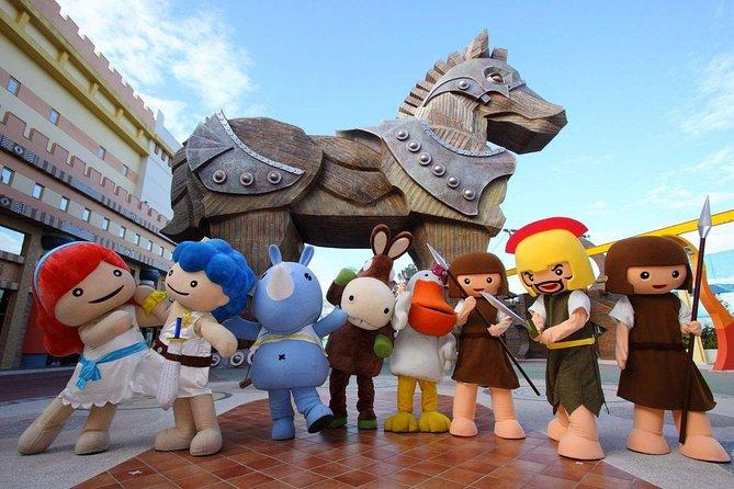Kaohsiung E-Da Theme Park Entry Ticket