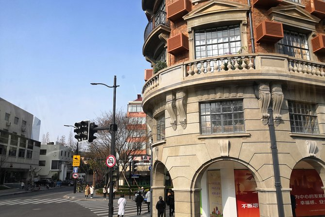 Full-Day Old Shanghai & Former French Concession Walking Tour