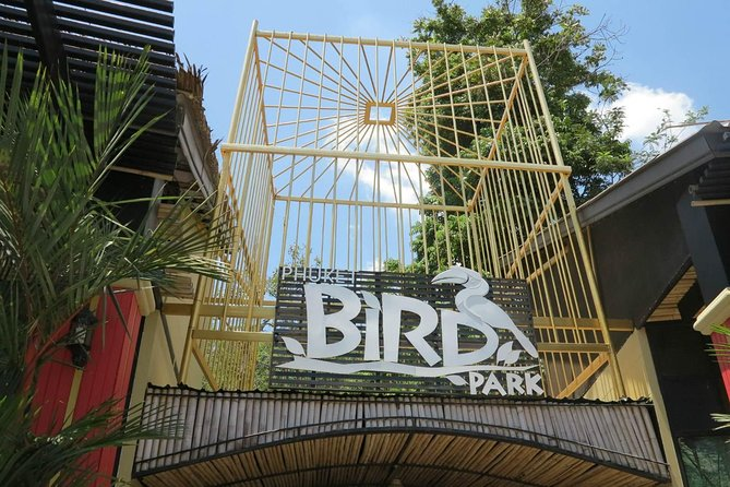 Phuket Bird Park Admission Ticket