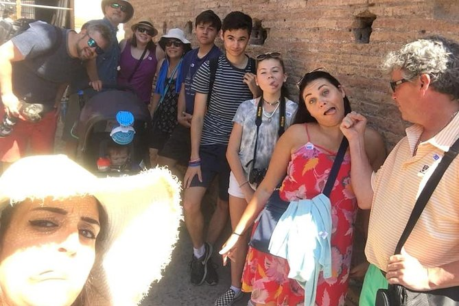 Colosseum, Palatin Hill and Roman Forum guided tour photo 4
