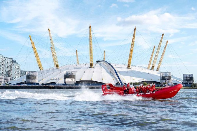 Thames High-Speed Zone RIB Cruise in London