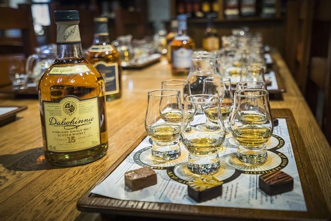 Scotch Whisky Tour