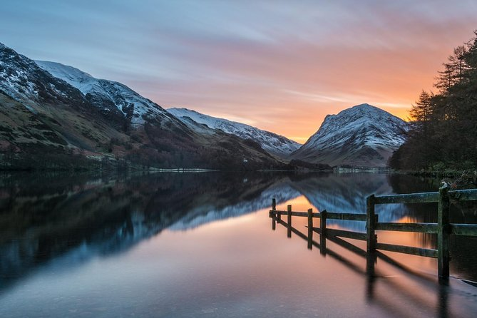 Ten Lakes of the Lake District: Full Day, Private Tour for 4