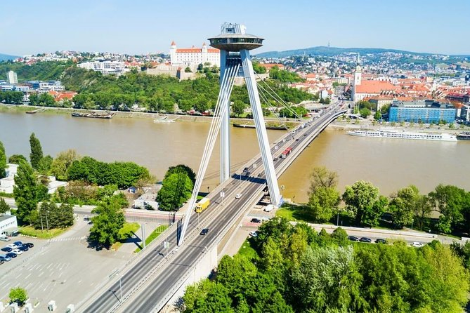 Private Tour of Bratislava and Devin Castle from Vienna