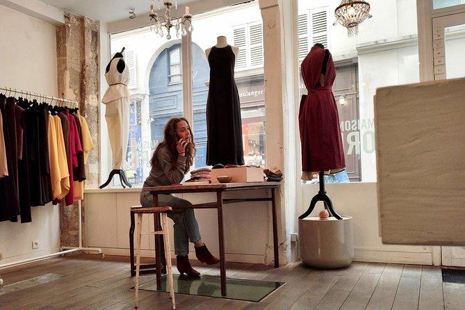 4 hour shopping tour in Paris