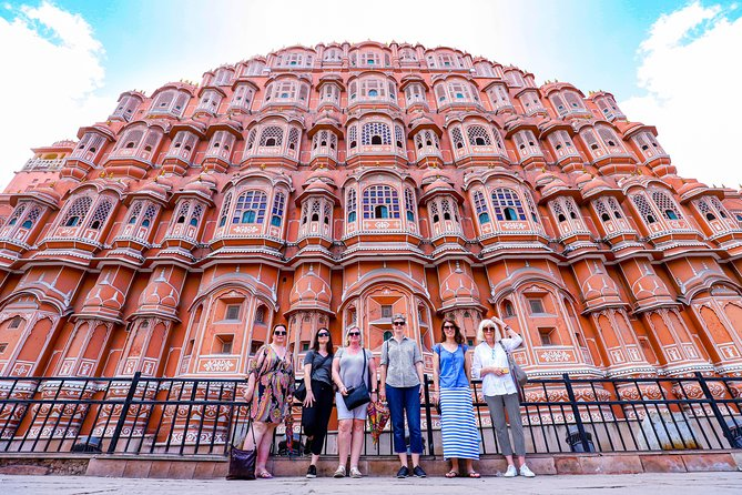 Private Professional Photoshoot in Hawa Mahal Jaipur