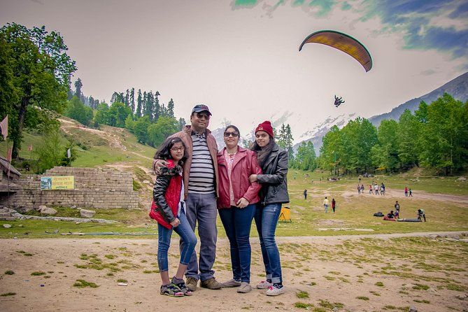 Professional Photoshoot in Solang Valley - Manali