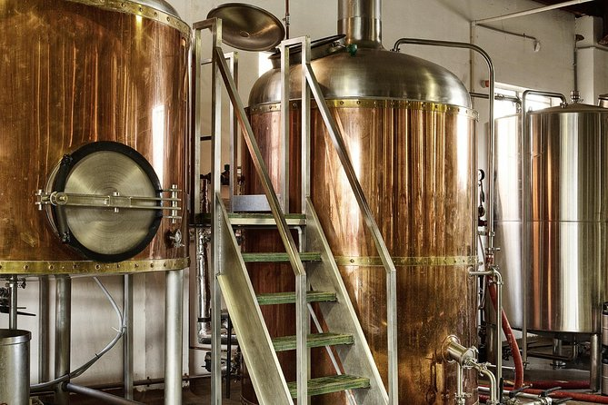 Breweries and Distilleries - Full Day - Up to 4 People