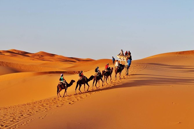 3-day desert tour from Fes to Marrakech