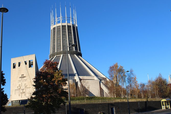 Best of Liverpool Sightseeing Tour by Private Taxi