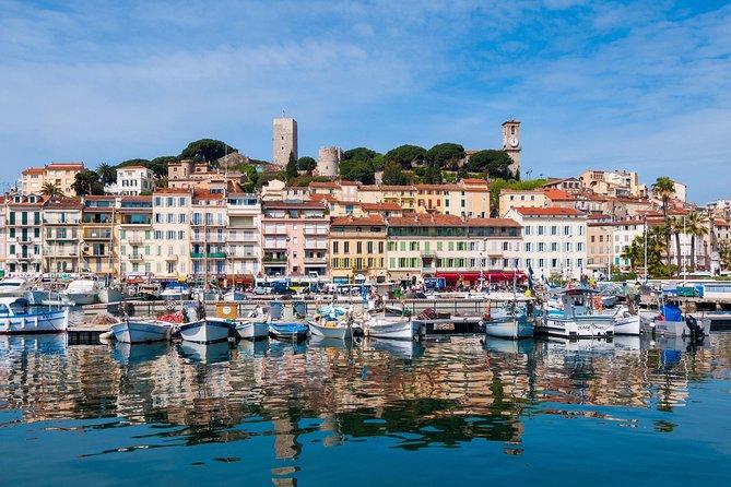 Monte Carlo, Monaco and Eze from Villefranche Port