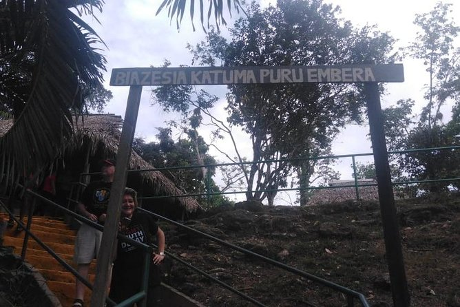 Transfer to Monkey Island and Embera Village