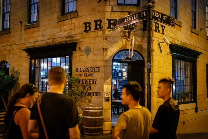 Ghost Tour - The Spooky side of Sydney Private Tour