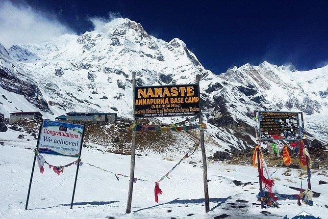Annapurna Base Camp Trek (6 Days)