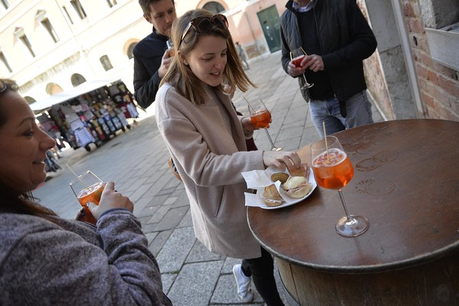 Private Tour: Venice 'Bacari' Food Tour