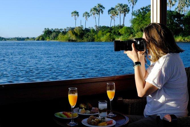Birdwatching Cruise in Zambezi River with Breakfast