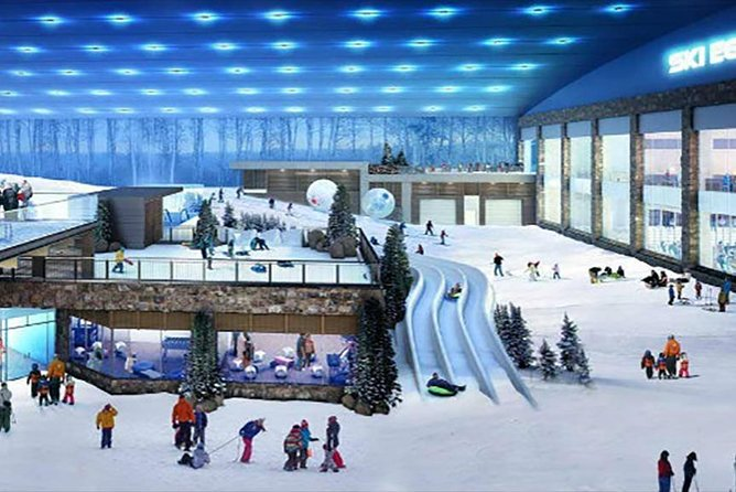Polar Express Ski Egypt