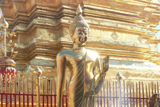 The Best City Tour View Points Wat Doi Suthep & Famous Viewpoints (Private) photo 10
