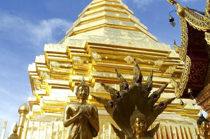 The Best City Tour View Points Wat Doi Suthep & Famous Viewpoints (Private) photo 13