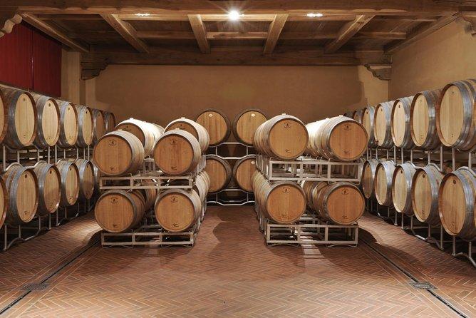 Siena and San Gimignano with vineyard visit