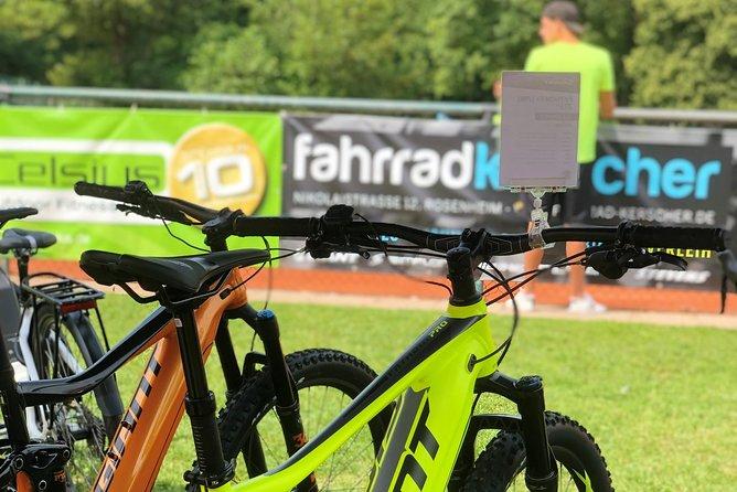 Bike rental Rosenheim