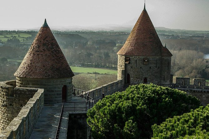 Carcassonne: 2-Hour Private Walking Tour