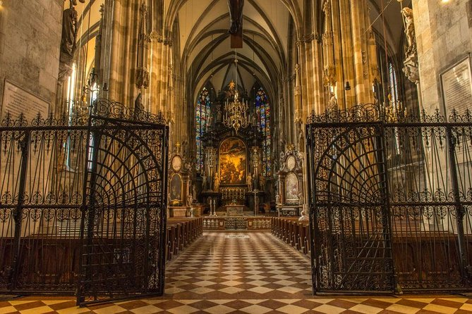 Concert at Vienna's St. Stephen's Cathedral