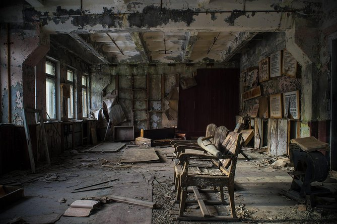 Chernobyl Exclusion Zone 2-day tour