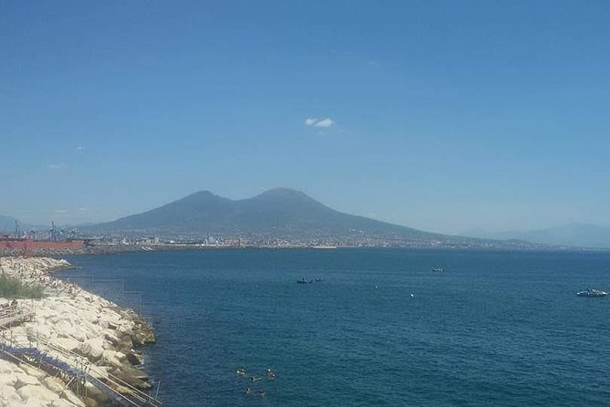 Naples, Pompeii and Amalfi coast: 2 days tour