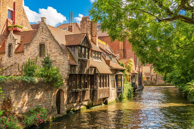 Bruges Small-Group Walking Tour
