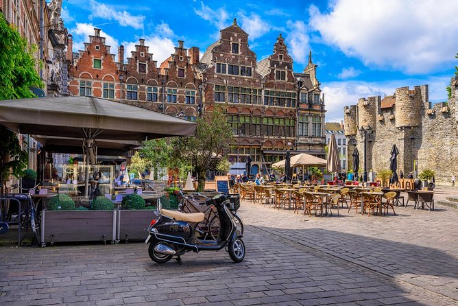 Guided tour of Ghent