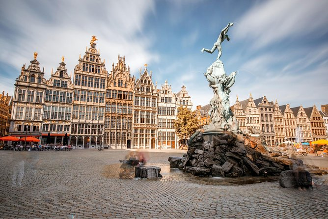 Antwerp walking city tour