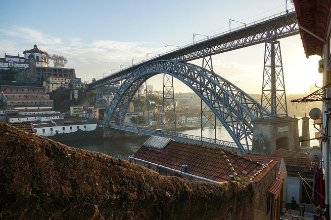Porto Full-day Tour (8 people)