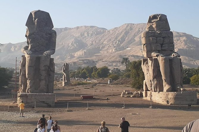 LUXOR Trip By Bus From Hurghada Full Program & Valley Of The Kings
